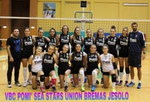 Sea Stars u.16