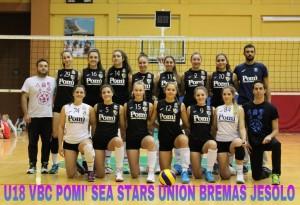 Sea Stars u.18